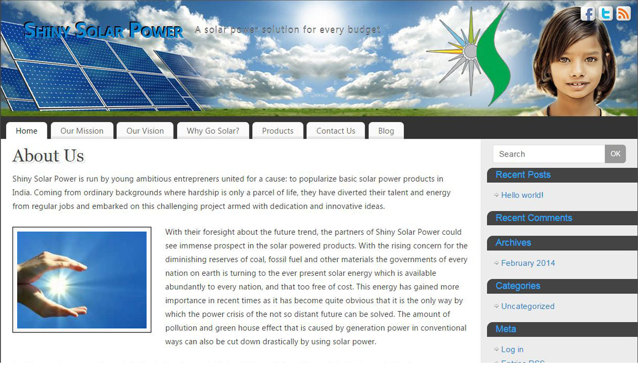 Shiny_Solar_Power